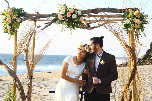 Casamento no Verão: Trajes