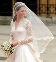 O v�u de Kate Middleton