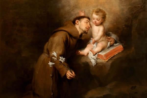 Santo Antônio, o Santo Casamenteiro