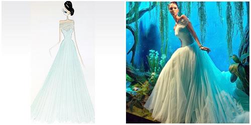 Lança Vestidos das Princesas da Disney | Blog Guia de Casamento