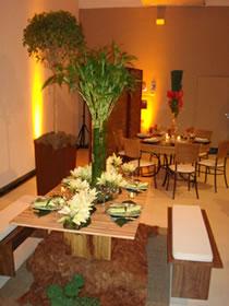 Cardápios temáticos para o buffet do casamento