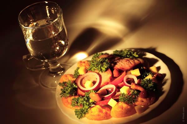 Festa de Casamento: Jantar ou Aperitivos?