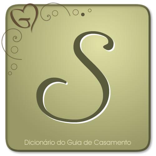 Letra S do Dicionário de Casamento