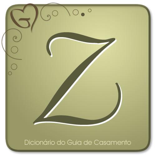Letra Z do Dicionário de Casamento
