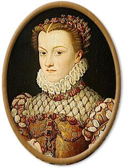 Rainha Catarina de Médici