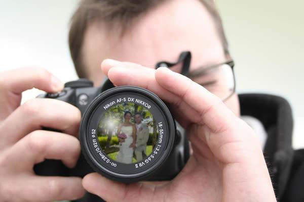 Contratando o Fot�grafo para seu casamento