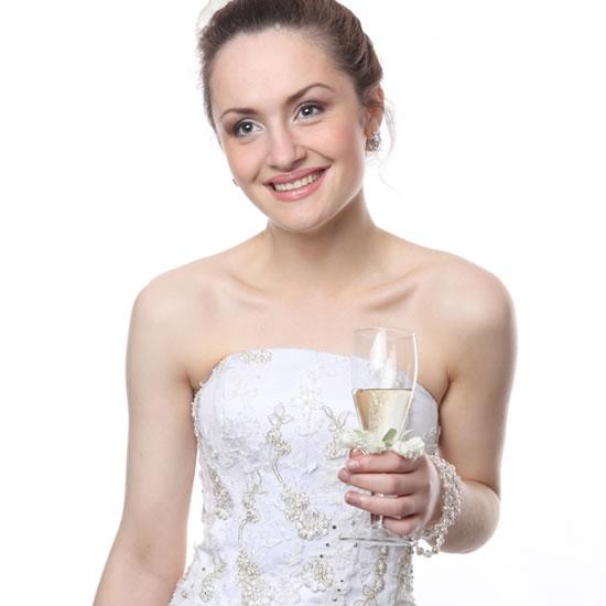 Participe da festa e dê atenção aos convidados