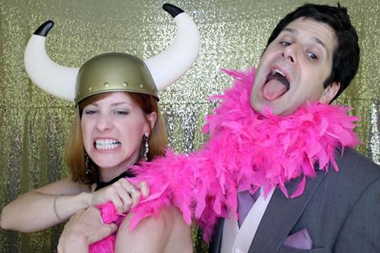 Photo Booth - Cabine Fotográfica para Casamento