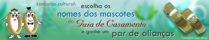 Concurso Cultural Nomes dos Mascotes do Guia