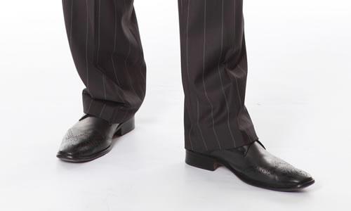 Sapatos para noivo, padrinhos e convidados