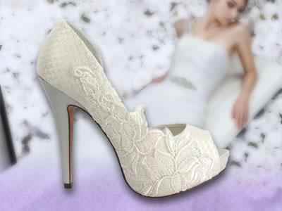 Sapatos para Noivas Customizados