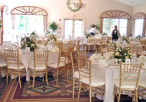 Plano de mesas do casamento: vantagens