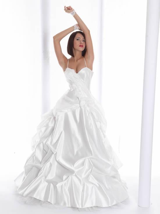Vestido de noiva ideal para cada corpo