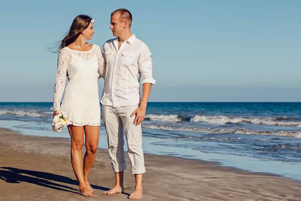Vestidos de Noiva para Casamentos Diferentes